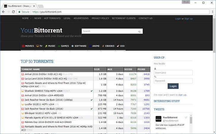 yourbittorrent.com